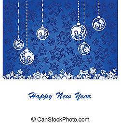 fondo, per, anno nuovo