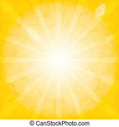 fondo., radial, pattern., sunburst