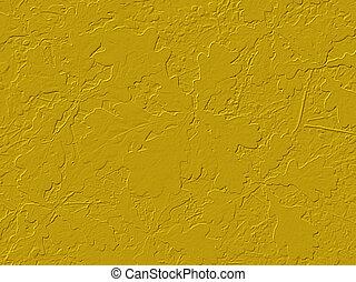fondo., resumen, amarillo, palette.