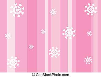 fondo rosa, vector