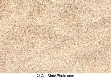 fondo, sabbia