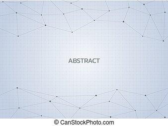 fondo, tuo, abstrat, poligono, concetto, moderno, linea, minimo, disegno, testo, spazio, stile
