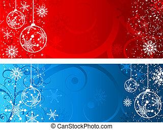 fondos, navidad