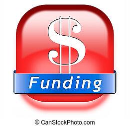 fonds, financement, élévation