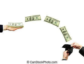 fonds transfert