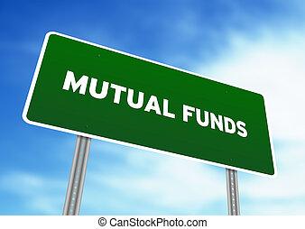 fondsen, wederzijds, wegteken