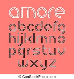 Font from chain