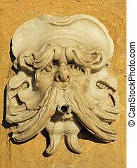 fontanna, starożytny