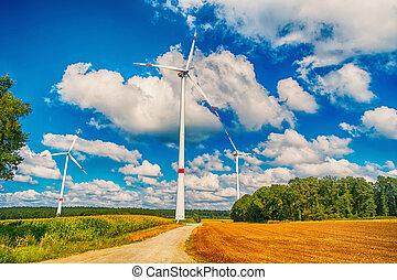 fonte, energia alternativa