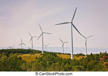 fonte, eolian, energia alternativa