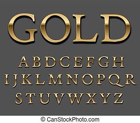 fonte, ouro