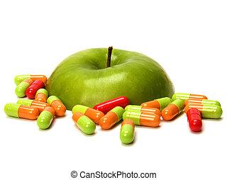 fonte, vitaminas