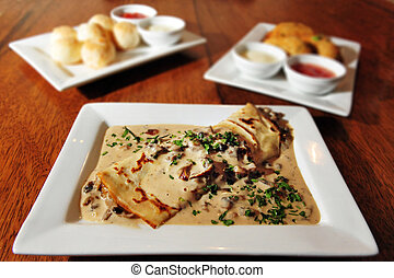 Food and Cuisine - Restaurant
