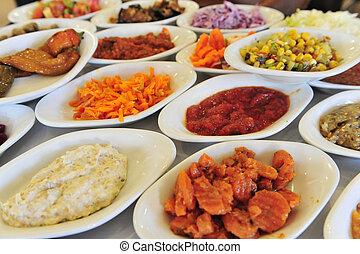 Food and Cuisine - Salads