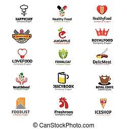 Food And Drinks Symbol