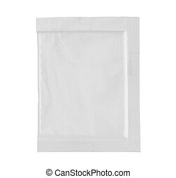 food bag for new design, isolated over white background