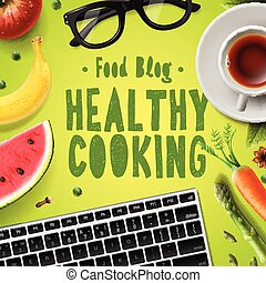 Food blog, healthy cooking recipes - Cooking blog, healthy...