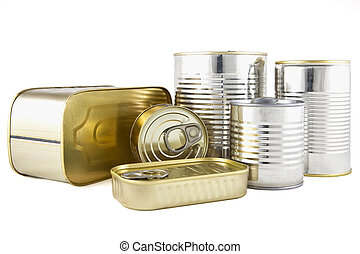 Food canned