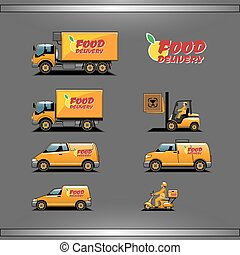 Delivery Vehicles Types