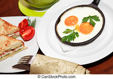 Food For Breakfast