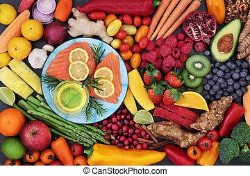 Food for Good Heart Health