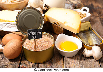 food high in vitamin D - food high in vitamin d