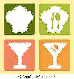 Food Icons - Set 1