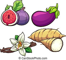 Food ingredients Clipart and Stock Illustrations. 228,268 ...