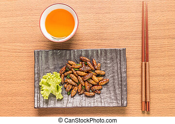 Food insect