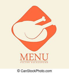 food menu design