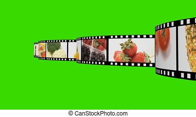Food Montage - food montage