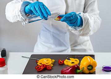 Food safety, vegetables