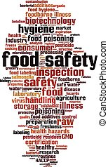 Food safety-vertical [Converted].eps - Food safety word...