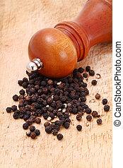 food seasoning pepper