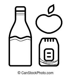 Food Shopping icon