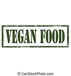 food-stamp, vegan