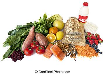 "Diabetes Superfoods - Foods designated ""Diabetes Superfoods..."