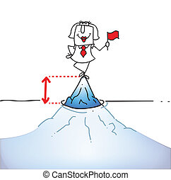 fooi, ijsberg