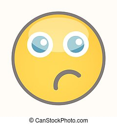Fool - Cartoon Smiley Vector Face
