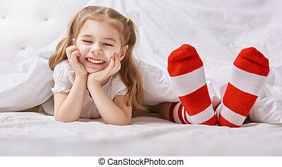 foot in the socks