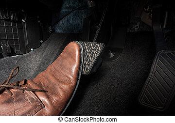 brake pedal