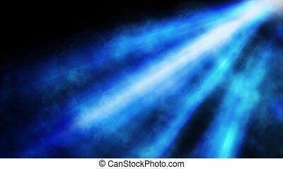 bright stage spotlight - Footage of bright stage spotlight