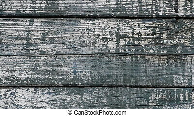 Footage retro wooden wall background texture.