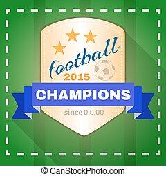 Football 2015 Champions