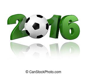 Football 2016 design
