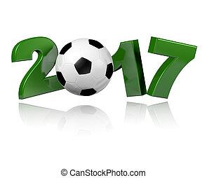 Football 2017 design