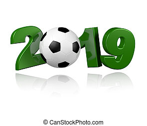 Football 2019 Design