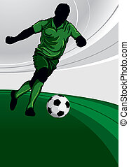 football, affiche