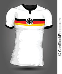 football, allemagne, jersey