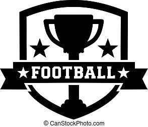 football américain, emblème